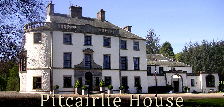 Pitcairlie House - Self Catering Holiday Cottages, Weddings & Corporate Events, near St Andrews, Fife